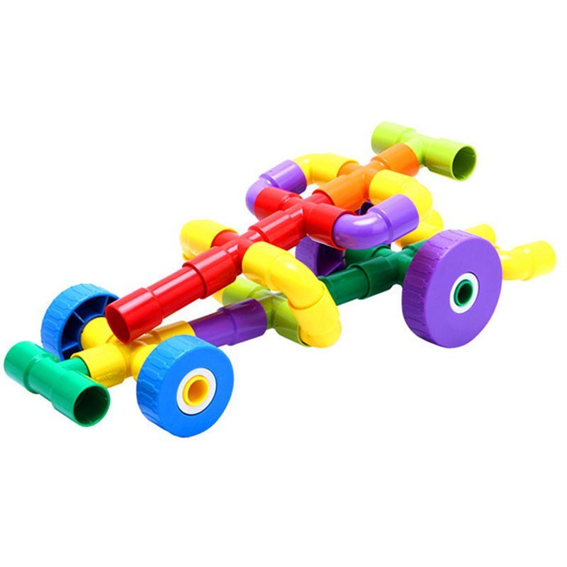 Tubes and Tyres Building Block