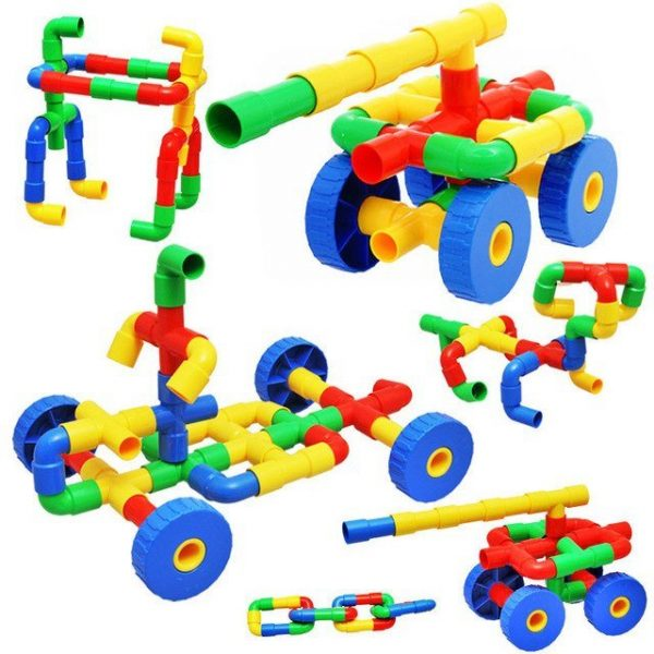 Tyres and Tubes Building Blocks