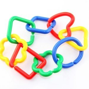 Linking Chains Puzzle Toy for Kids