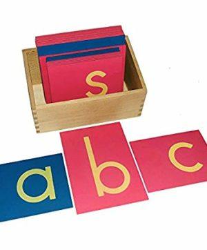Sandpaper Letters - Lower Case