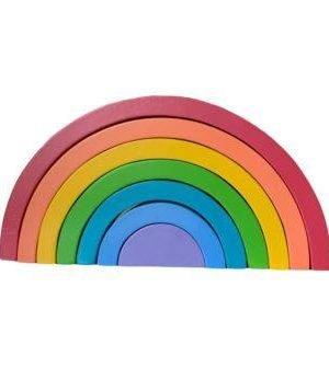 Rainbow - Pastel Shades