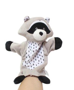 Hand Puppet - Raccoon