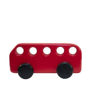 Transport Collection - Red Bus