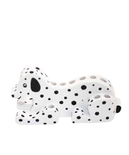 Dalmatian Pencil Holder