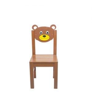 Nursery Chair - Brown