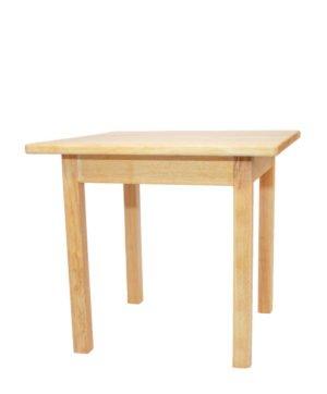 Nursery  Table - Wood Finish