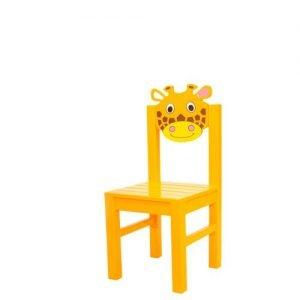Wooden Chair - Giraff