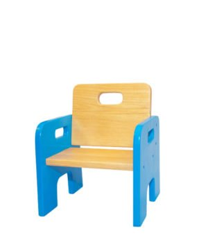 Toddler Chair - blue