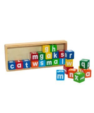 English Alphabet Block - Lower case