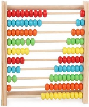 Abacus - 10 Grade - Wooden Toys