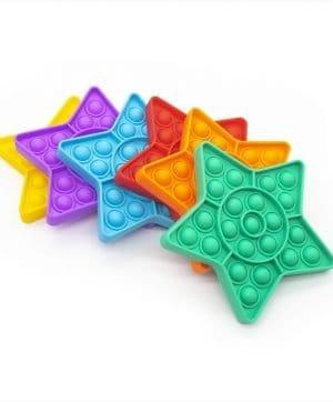 Bubble Popper - Sensory Development Fidget Toy - Single Color