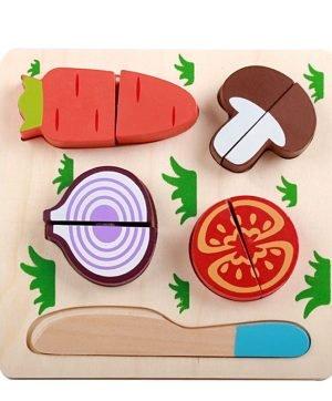 Cutting Board - Vegetables