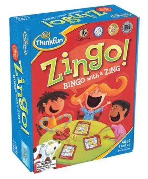 Zingo - Bingo With a Zing