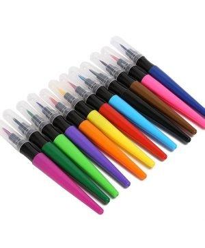 Paint Brush Pens